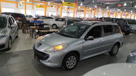 Peugeot 207 Sw Xr Sport 1.4 8v Flex 4p