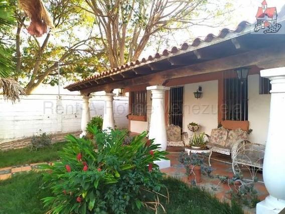 Casa En Venta Las Trinitarias Barquisimeto Rahco