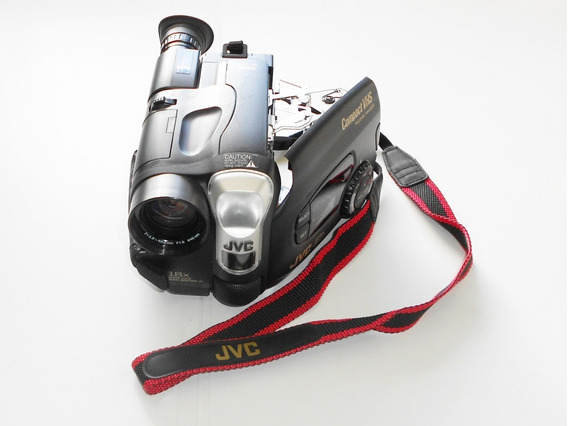 Filmadora Jvc Vhs Compact 18x Gr-ax720u - Para Conserto