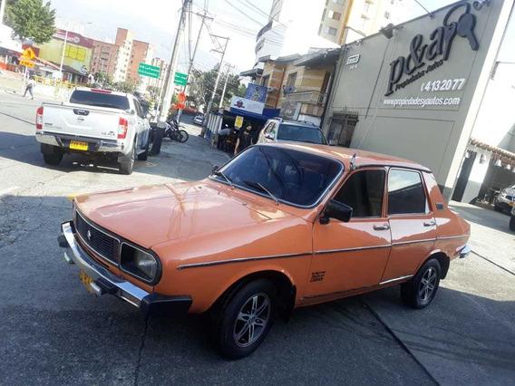 Renault R12 1400cc Modelo 1978