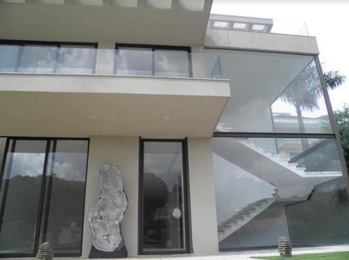 Casa Com 6 Suites Residencial Tambore 1 Alphaville
