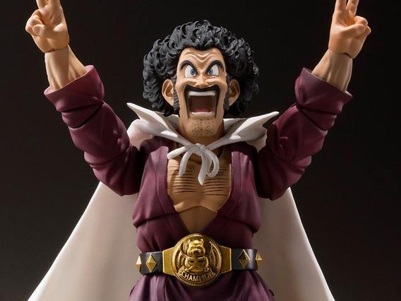 Mr Satan Dragon Ball Z S H Figuarts Bandai