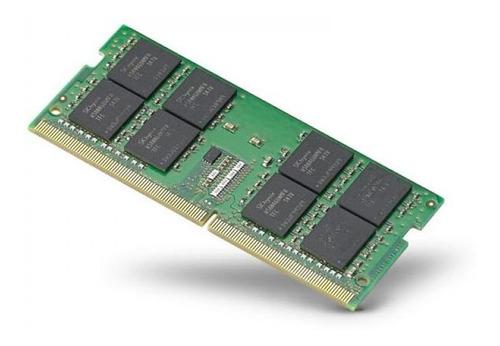 Imagem 1 de 1 de Memória 16gb Notebook Micron Ddr4 2400 Mhz Mta16atf2g64hz-2g