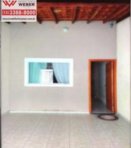 Casa 2 Dorm, 70 M² Á Venda Por 215.000,00 Wanel Ville V - 1277