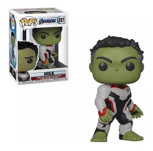 Funko Pop Hulk #451 Avengers Endgame Marvel Original
