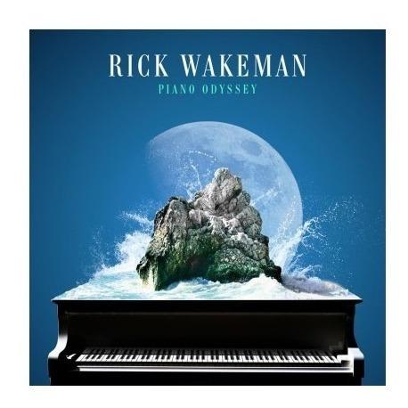 Rick Wakeman Piano Odyssey Cd Nuevo Original 2018 Yes