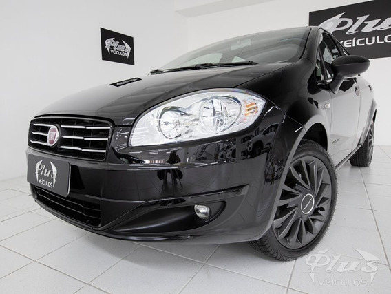 Fiat Linea 1.8 Essence Blackmotion