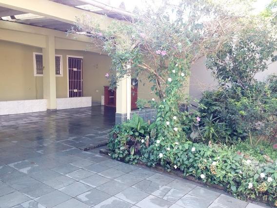 Casa - Padrão, Para Aluguel Em Itanhaém/sp - Imob65