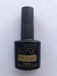 Top Coat Efecto Matte Para Uñas Acrílicas O Gelish