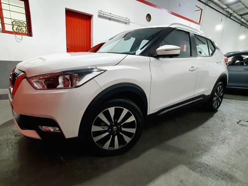 Nissan Kicks 1.6 Exclusive 2018 Automatico Smart Garage