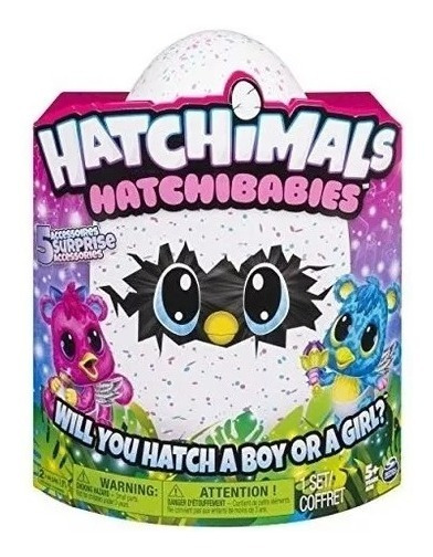 Hatchimals Toy Hatchibabies Cheetree