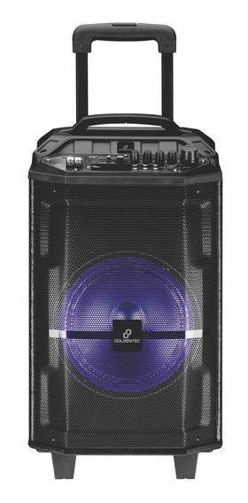 Caixa De Som Amplificadora 150w Rms Goldentec Gt Sound Pro