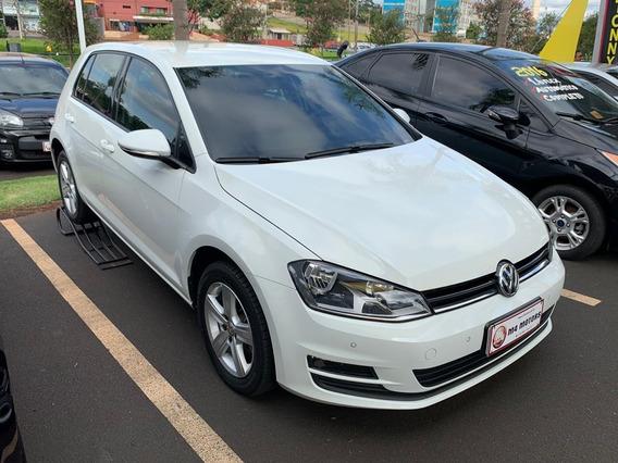 Volkswagen Golf Comfortline 1.4 Tsi Branco 2015