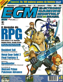 Revista Egm Brasil N.° 01