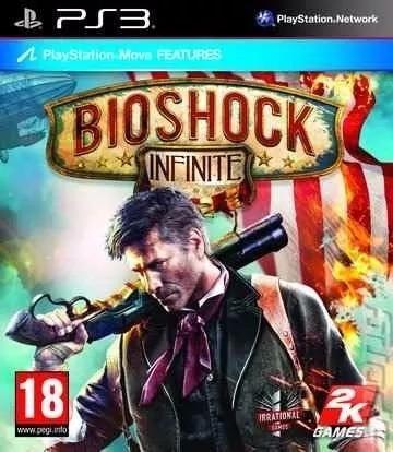 Jogo Bioshock Infinite Ps3 Novo E Lacrado