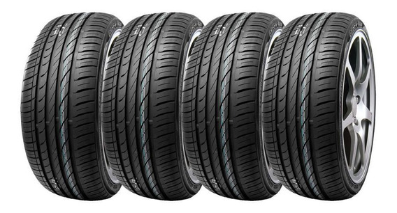 Kit 4 Pneus Ling Long Aro 17 195/40r17 Green Max 81v