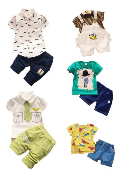 Conjunto De Ropa De Moda Para Bebé