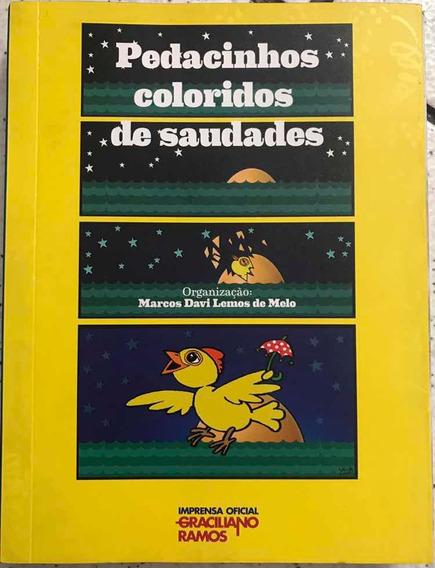 Livro Pedacinhos Coloridos De Saudades