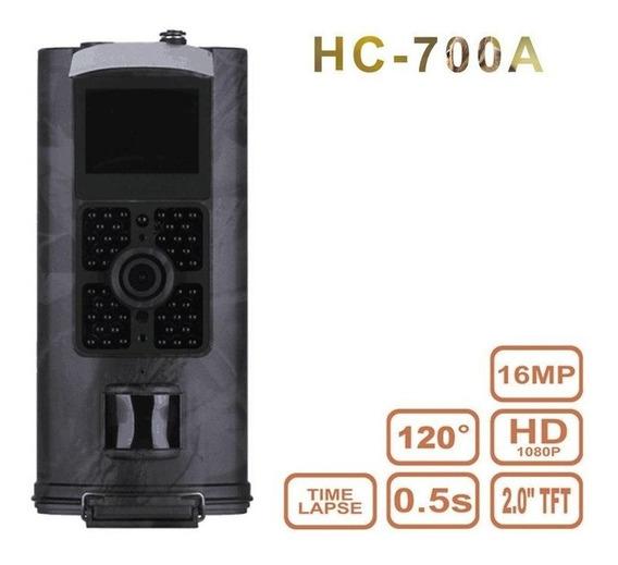 Câmera Trilha,caça,vigilância, Hc700a Superior, Visão Noturn