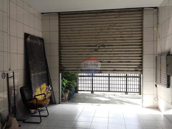 Galpão À Venda, 350 M² Por R$ 1.060.000 - Paulicéia - São Bernardo Do Campo/sp - Ga0052