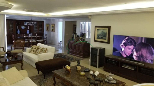 Imagem 1 de 18 de Apartamento - Venda - Avenida Lúcio Costa - Barra Da Tijuca - Ap1414