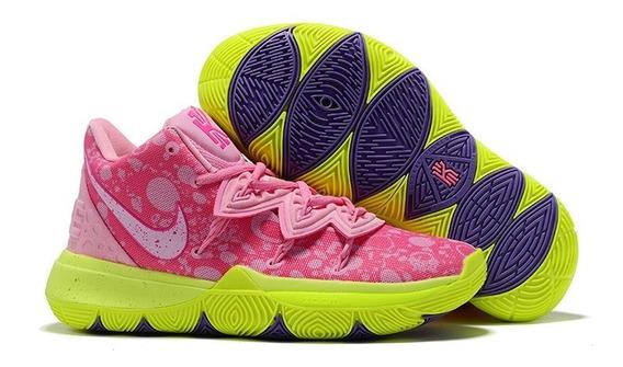 Nike Kyrie 5 Bob Esponja Na Caixa Frete Gratis Varias Cores