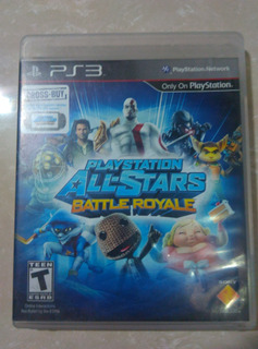 All Star Royal Battle Ps3