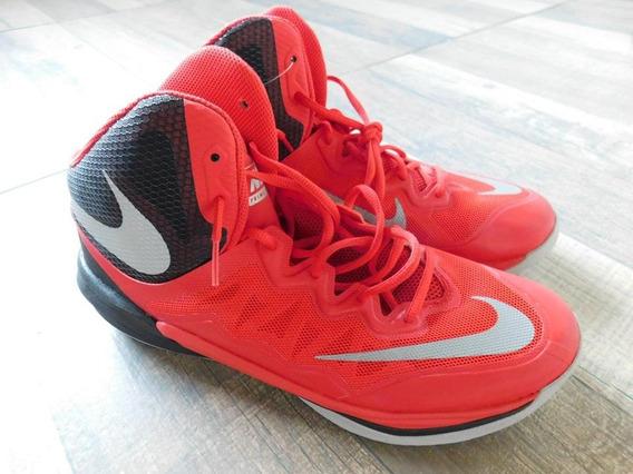Zapatillas Basquet Nike Prime Hype Df Ii Talle 42