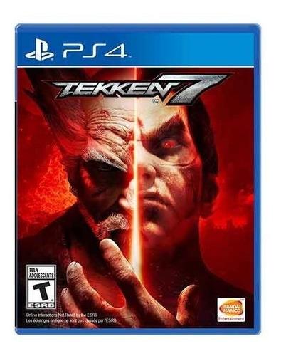 Imagen 1 de 1 de Tekken 7 Playstation 4