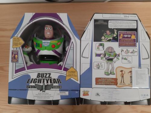 Buzz Toy Story 4 Original Disney Entrega Inmediata