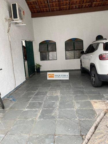 Casa Com 4 Dormitórios À Venda, 300 M² Por R$ 500.000 - Vila Assis - Sorocaba/sp - Ca1755