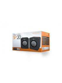 Mini Caixa De Som Gt-sp20 Hardline