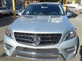 Mercedes Benz Clase Ml 500 Cgi Biturbo 2014