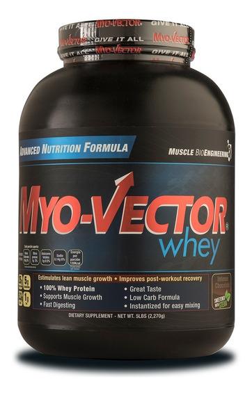 Proteina Myovector Whey 5lbs