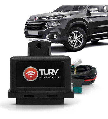 Módulo Eletrônico Para Engate Fiat Toro 2016 2017 2018 2019