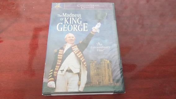 The Madness Of King George Dvd Filme Importado Lacrado
