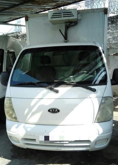 Kia Bongo Modelo K2500 Frigorífica