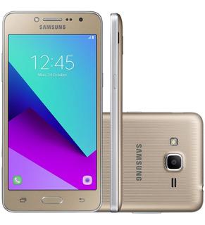 Samsung Galaxy J2 Prime Tv G532m 16gb 8mp Dourado Vitrine 1