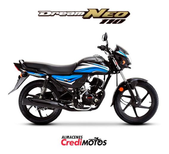 Honda Dream Neo 100 / Contado O A Cuotas / Financiación