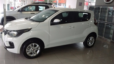 Fiat Mobi 1.0 0km 2018 $17.800 + Cuotas Fijas 0% A-