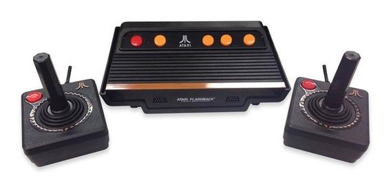 Vídeo Game Atari Flashback 7 Com 101 Jogos Na Memória