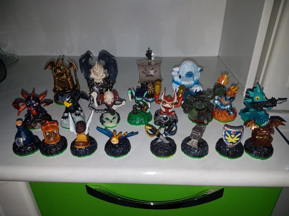 Skylanders Spyro Adventures Kit 100%