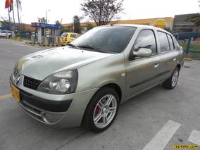 Renault Symbol Alize Fase Iv Mt 1400cc Aa 16v