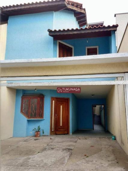 Sobrado Locação Ou À Venda, 320 M² Por R$ 697.000,00 - Vila Nossa Senhora De Fátima - Guarulhos/sp - So0563