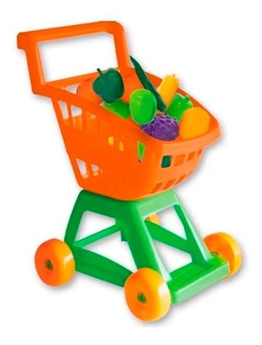Duravit Carrito Frutas Y Verduras Resistente Con 4 Ruedas
