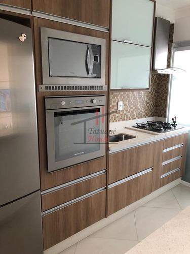 Apartamento - Belenzinho - Ref: 8776 - V-8776