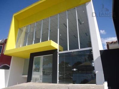 Salão Comercial Para Locação, Jardim Chapadão, Campinas. - Sl0515