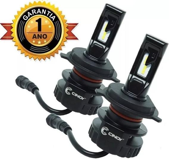 Kit Super Led Plus Ultra Cinoy 12000 Lumens 12v 24v H1 H3 H7 H11 Hb3 Hb4