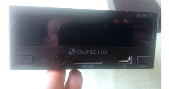 Hd Dune 2t C/ Controle Remoto