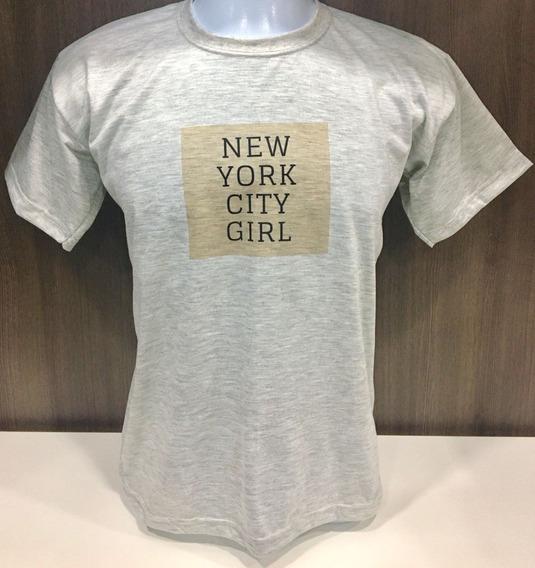 Camiseta Blusa Feminina Masculina New York City! Promoção!!!